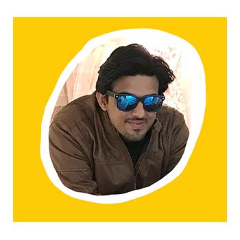 Vishaal Shah Founder MoesArt